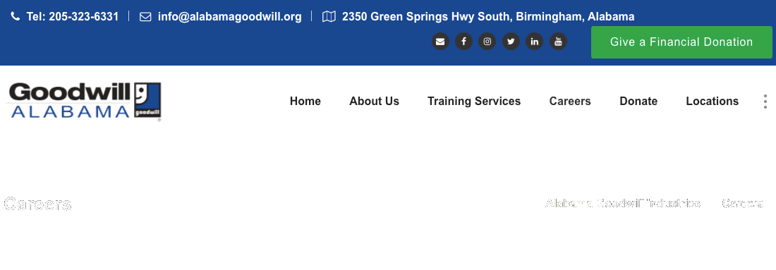 Alabama Goodwill Industries Inc